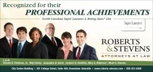 Roberts & Stevens Super Lawyer 2017