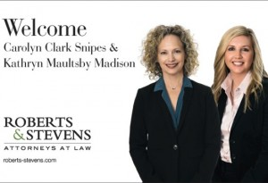 Carolyn Snipes and Kathryn Madison